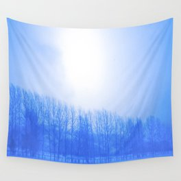 Winter 7 Wall Tapestry