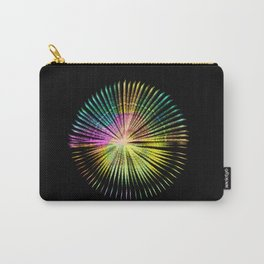 ...a simple kind of abstract mandala Carry-All Pouch
