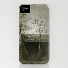 old house  iPhone (4, 4s) Slim Case