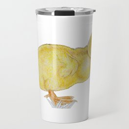 Hungry Little Duckling Travel Mug