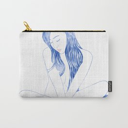Water nymph XCVIII Carry-All Pouch