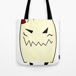 Everyone has a little demon inside Tote Bag