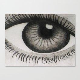 Eye Study Canvas Print