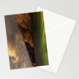 Canyon Night Stationery Cards