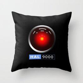 HAL 9000 Throw Pillow