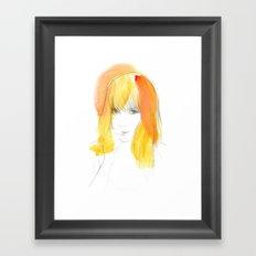 Tasuku Framed Art Print