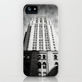 Canadian Bank of Commerce Building iPhone Case