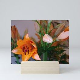Lilium Beautifulum Mini Art Print