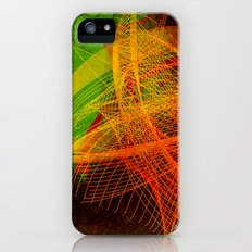 String Theory 02 iPhone (5, 5s) Slim Case