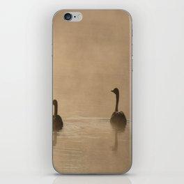 Golden Pond iPhone Skin