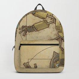 GAVIN DANCE IYENG 7 Backpack