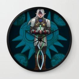 Fierce Deity Link - Majora's Mask Wall Clock