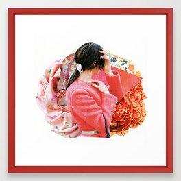 BLOOM 27 Framed Art Print