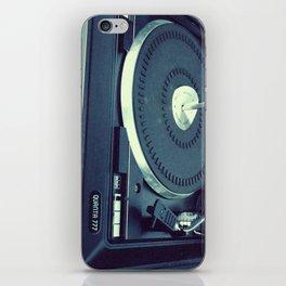 spin iPhone Skin
