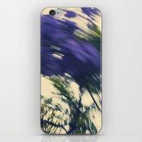 vertigo iPhone & iPod Skins featuring Vertigo by Irina Wardas
