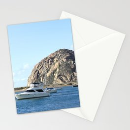 Morro Rock Harbor Stationery Cards