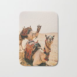 Camels Bath Mat