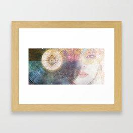 Dream Pop Framed Art Print