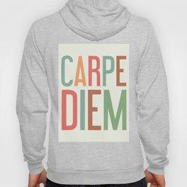 Carpe diem office motivation Hoody