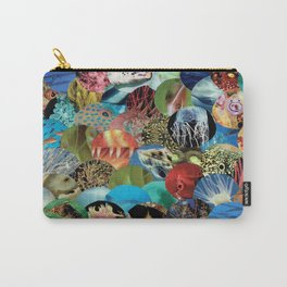 Collage - Feeling Fishy Carry-All Pouch