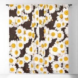 Daisy Daisies Blackout Curtain