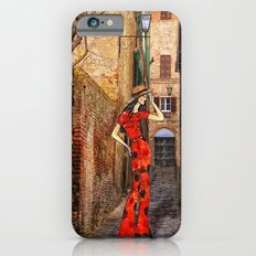 On the Streets of Siena iPhone 6s Slim Case
