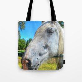 Horsey!  Tote Bag