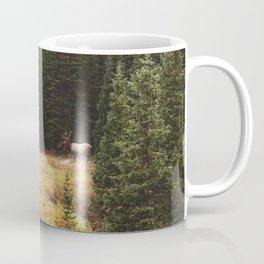 Rocky Mountain Creek Elk Coffee Mug