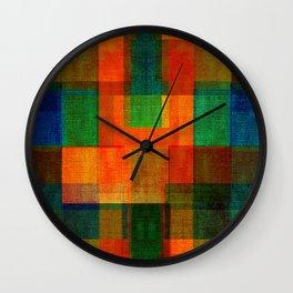 Decor colors - Wall Clock