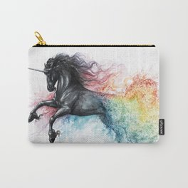 Unicorn dissolving Carry-All Pouch