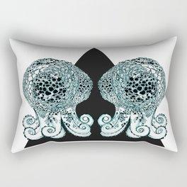 TwoPuss Rectangular Pillow