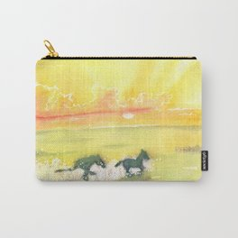 splash of sun Carry-All Pouch