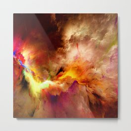 Big Bang 777 Metal Print