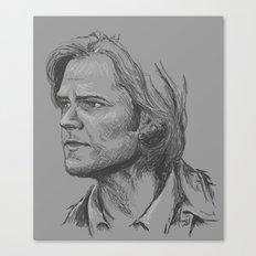 Bitch Canvas Print