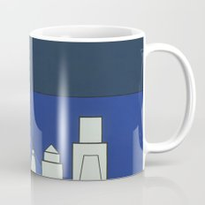 blue LOVE shine Mug