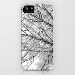 First Snow 2013 iPhone Case