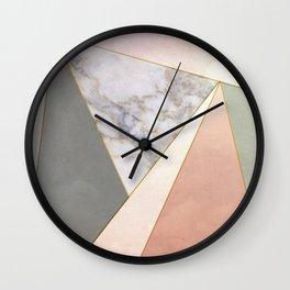 Change Is Nigh Wall Clock