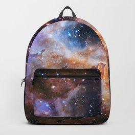 NASA Galaxy Photography Duvet Cover Backpack