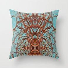 Abstract art 7 Throw Pillow
