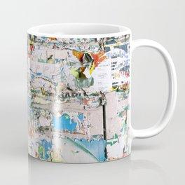 Street collage 1 Coffee Mug
