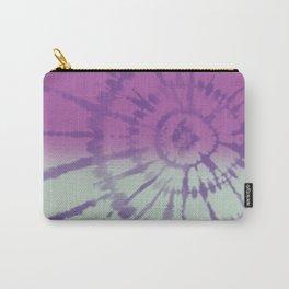 Tie Dye pattern Carry-All Pouch