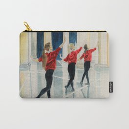 art imitating art Carry-All Pouch