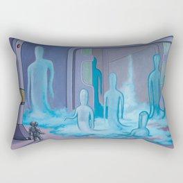 The Hollow Rectangular Pillow