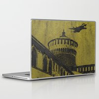 milan Laptop & iPad Skins featuring Milan 5 by Anand Brai