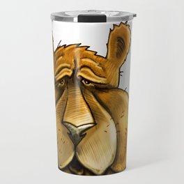 Beary sorry. Travel Mug
