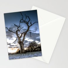 Dead of Winters Light Stationery Cards