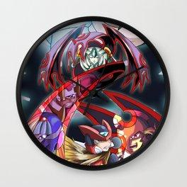 Ultra Megaman Zero Wall Clock