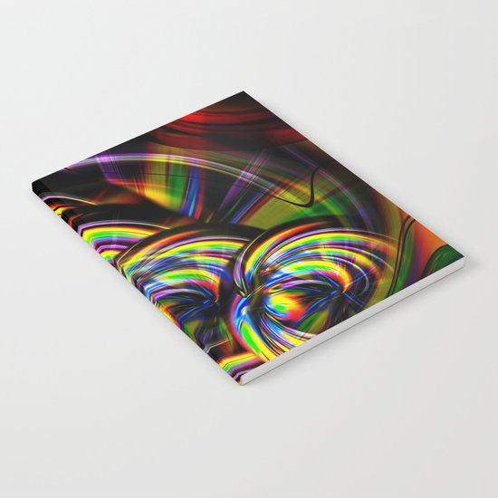 Abstract Perfection 53 Notebook