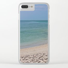 New Discoveries Clear iPhone Case