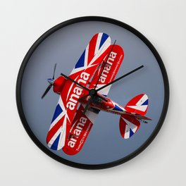 Muscle Pitts Wall Clock